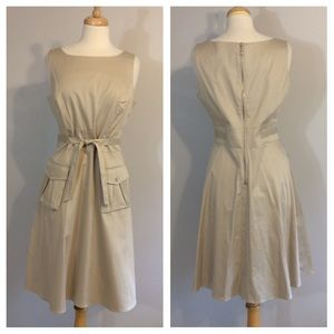 Calvin Klein Cargo Dress Size 12